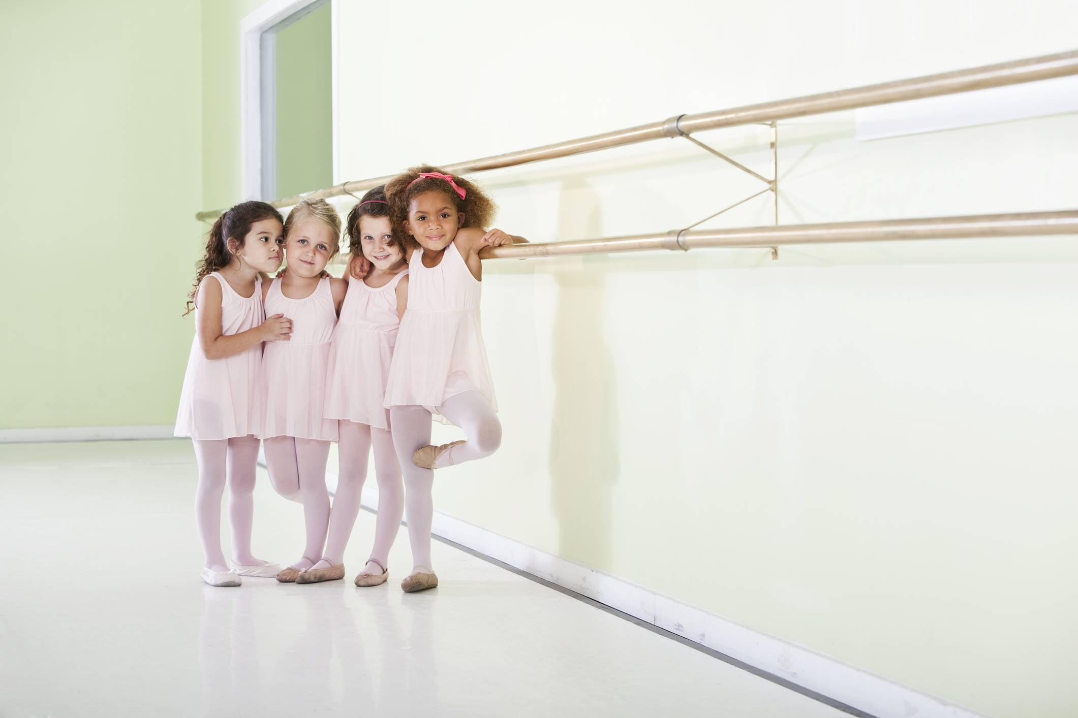 benefícios do ballet clássico