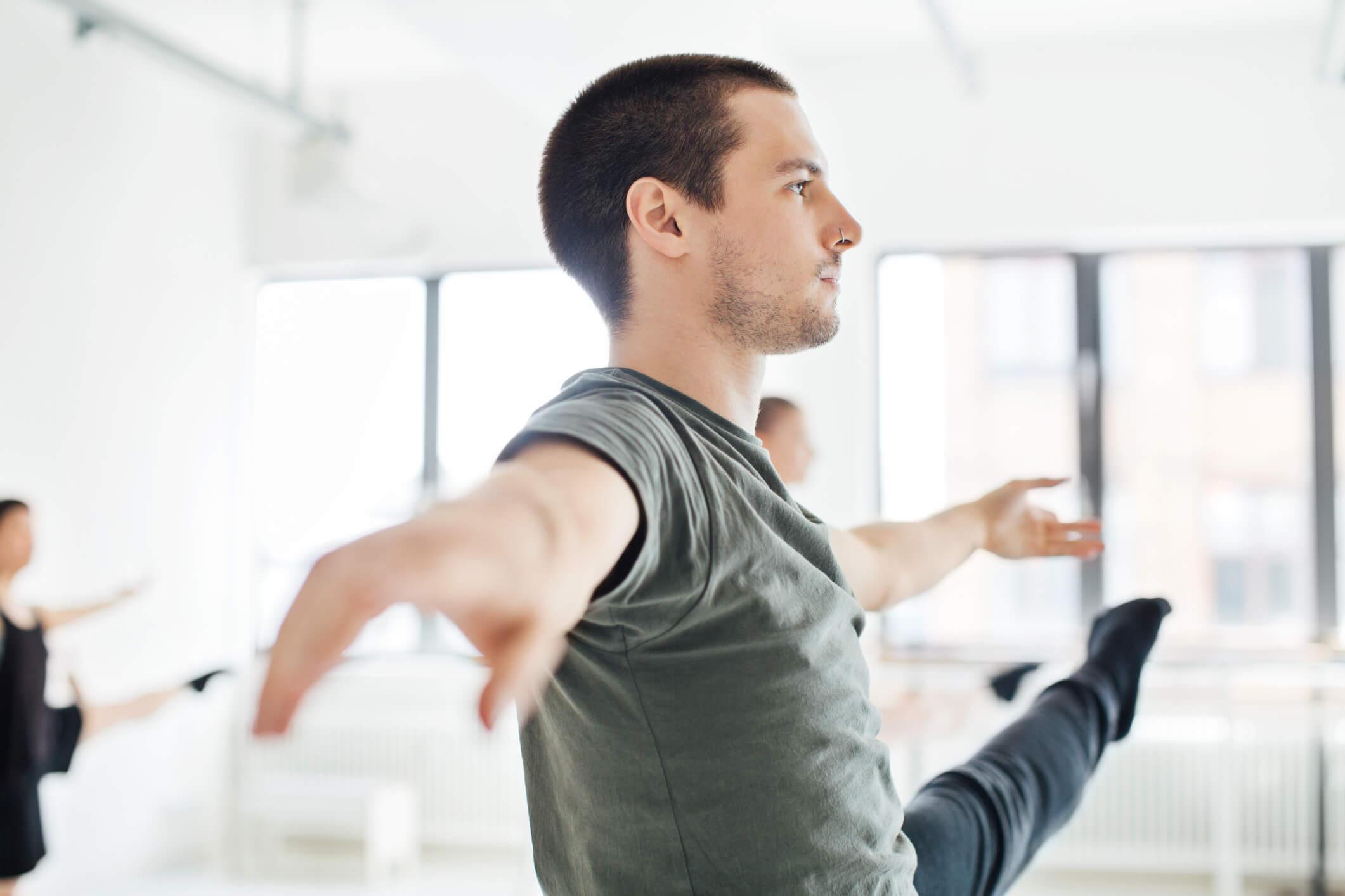 rotina bailarino profissional