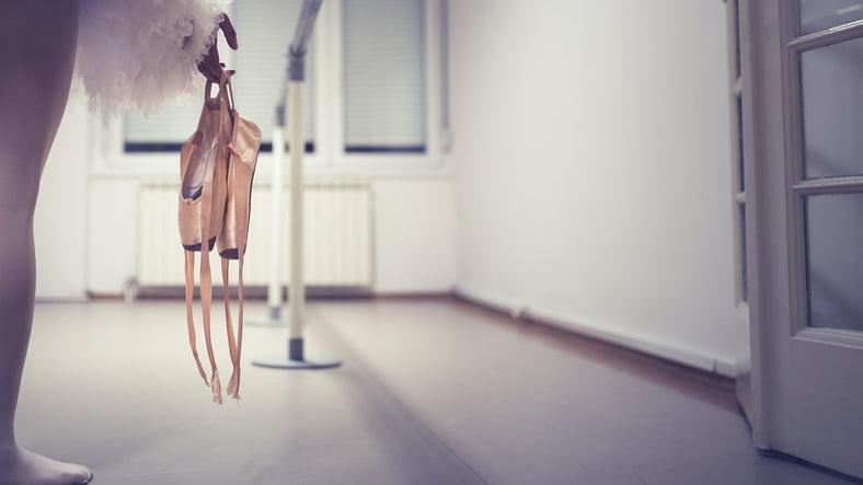 checklist da bailarina