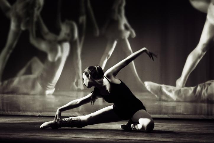 improvisação na dança